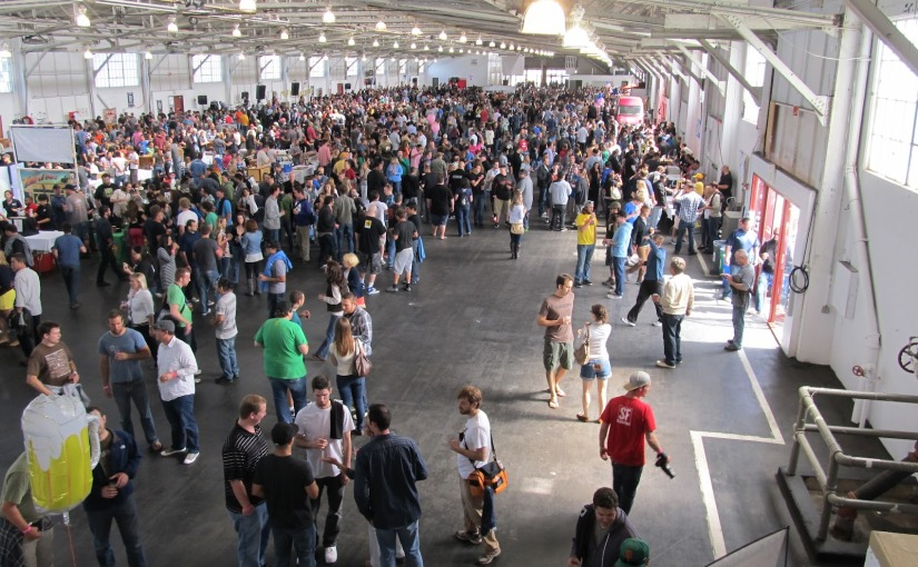 The Session #130: It's my beer festival and I can make up crazy rules for it if I want to