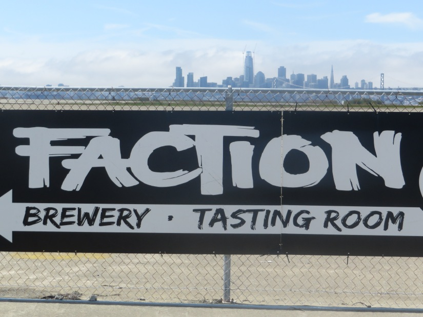 Scenes from FactionBrewing