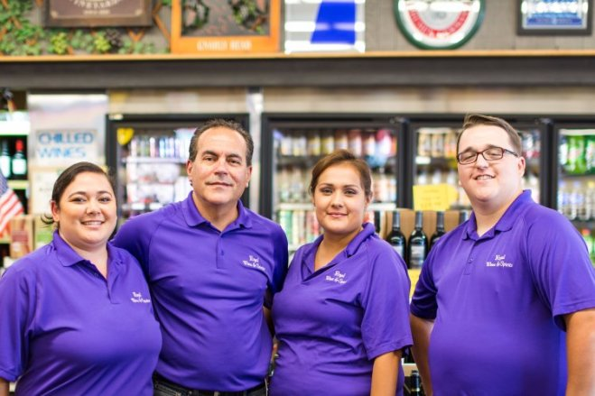 Royal Liquors Team