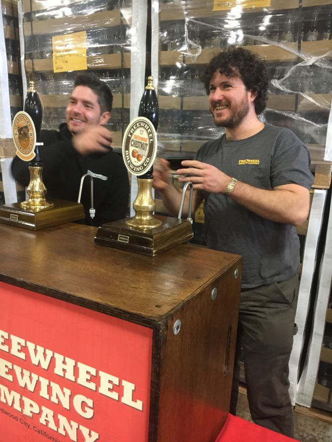 Freewheel Meet the Brewers