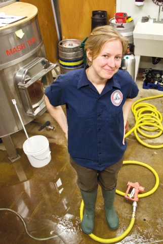 Women in Beer in Edible Silicon Valley