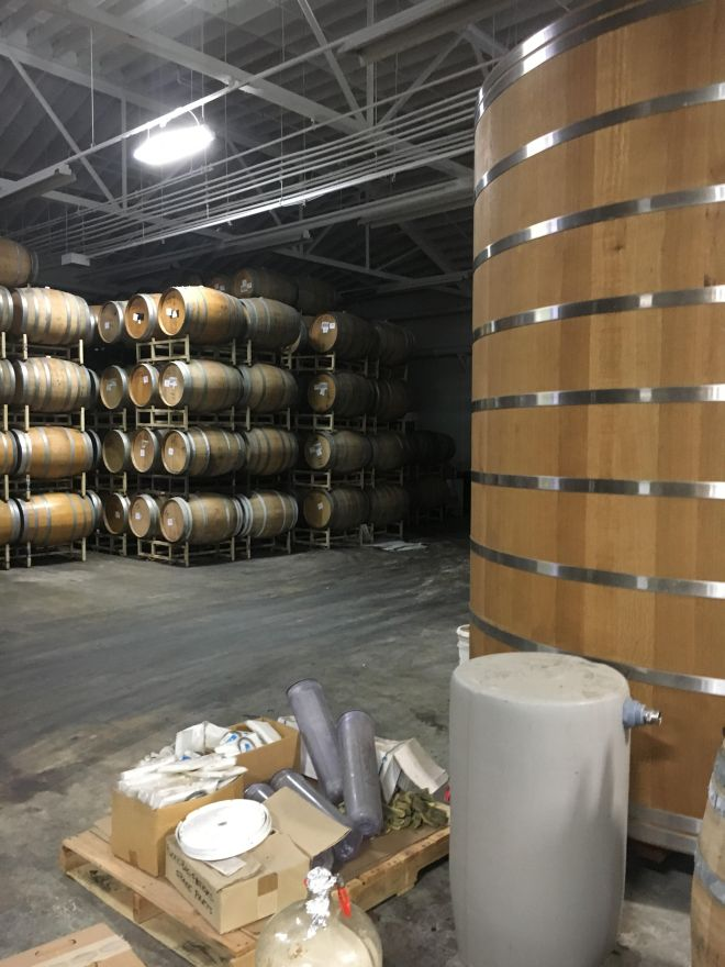 hermitage barrels and foeders