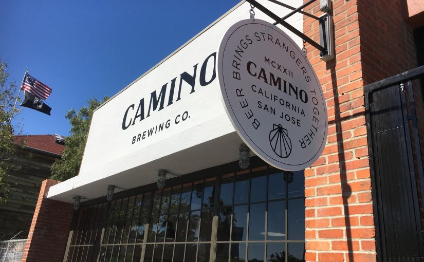 Scenes from Camino Brewing, San Jose's NewestBrewery