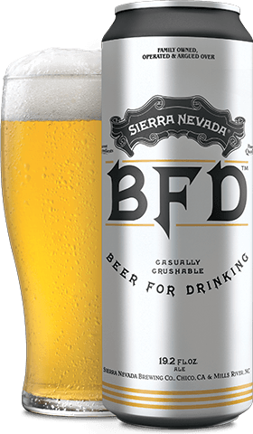 Rambling Review 6.12.2018: BFD (Beer for Drinking) from Sierra Nevada