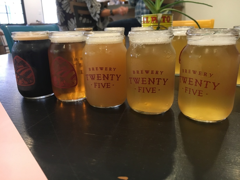 Scenes from Brewery TwentyFive